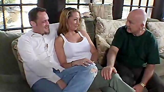 Hubby Asks Stranger To Fuck His Wife