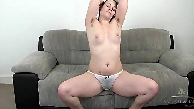 Big milf ass is breathtaking in sheer panties
