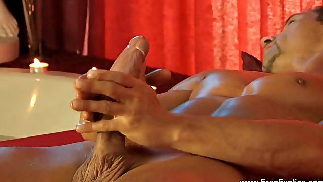Balls And Penis Massage Rejuvenation