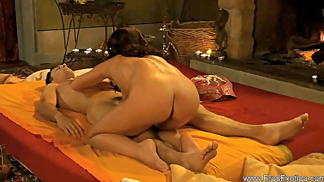 Beautiful Prostate Massage From India