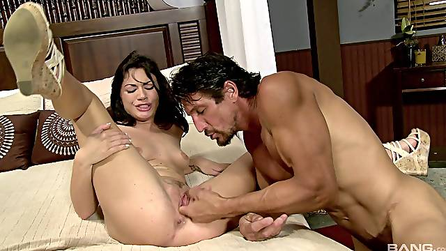 First time fucked in such a merciless XXX cam scene