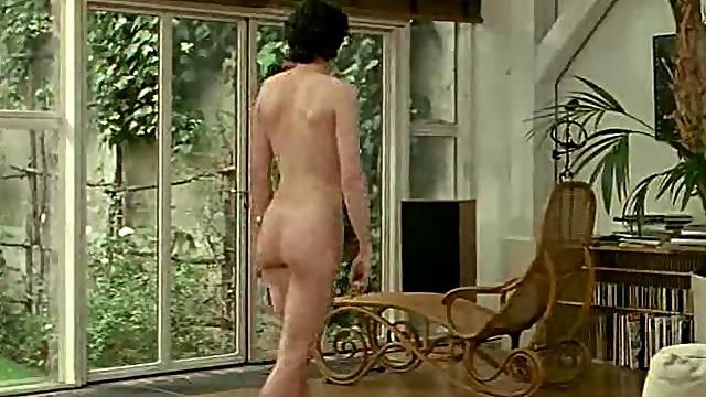 Interracial erotic lovemaking from DVD