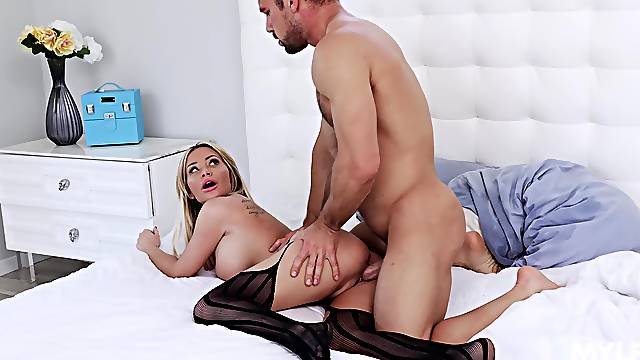 Mom is too damn sexy not to fuck her merciless