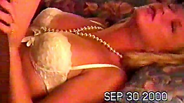 Husband films his wife taking creampie from black guy