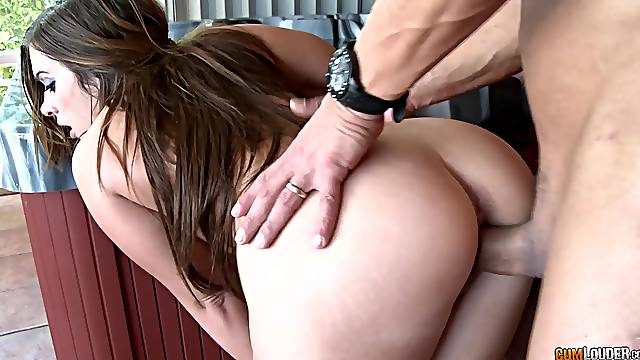 Diamond Kitty and her hot friend like to fuck with two guys at once