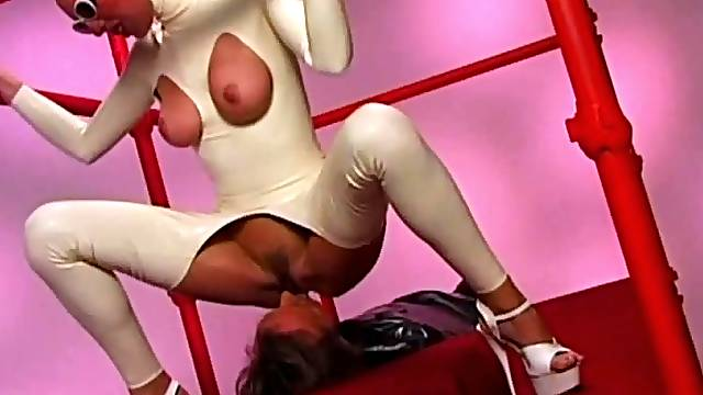 Fisting with nasty ass fuckin' BDSM lesbian cunts