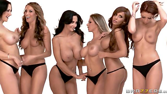 Compilation of the best videos with double penetration. HD video